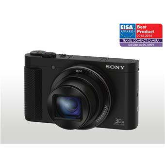 Sony DSC-HX90V černá,18,2Mpix,30xOZ,WiFi,hled.,GPS