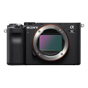 Sony A7C, jen tělo, 24,2Mpix, černý