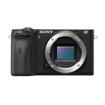 Sony A6600M ILCE tělo, 24,2Mpix/4K, černý