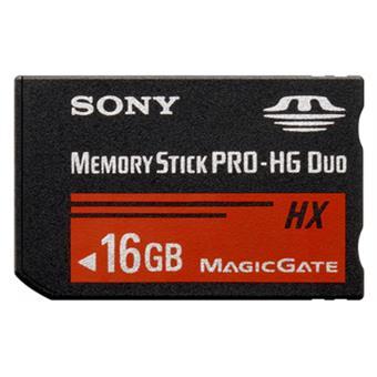 SONY Memory Stick Pro DUO HighGrade MSHX16B,50MB/s