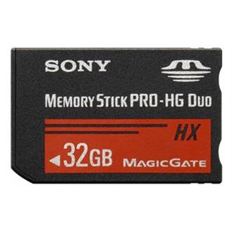 SONY Memory Stick Pro DUO HighGrade MSHX32B,50MB/s