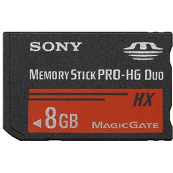 SONY MS Pro-HG Duo HX 8GB