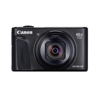 Canon PowerShot SX740 černý Travel kit