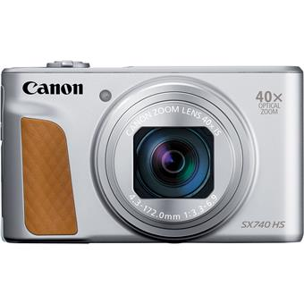 Canon PowerShot SX740 stříbrný