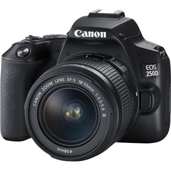 Canon EOS 250D BK 18-55 EU26