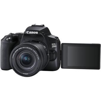 Canon EOS 250D BK 18-55 S CP EU26