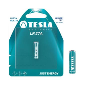 TESLA - baterie TESLA LR27A, 1ks, 8LR732