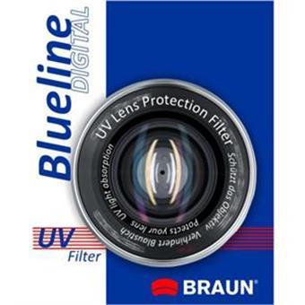BRAUN UV filtr BlueLine - 72 mm