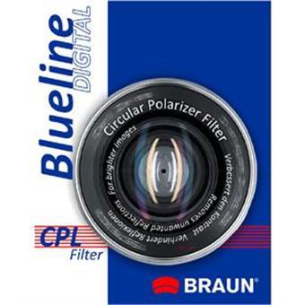 BRAUN C-PL polarizační filtr BlueLine - 77 mm