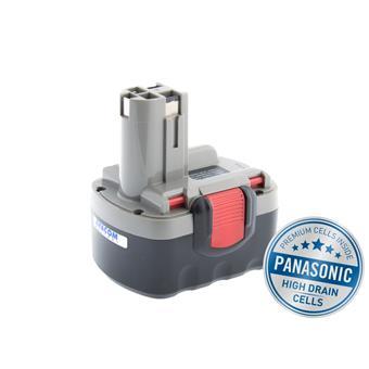 Baterie AVACOM BOSCH BAT040 Ni-MH 14,4V 3000mAh, články PANASONIC