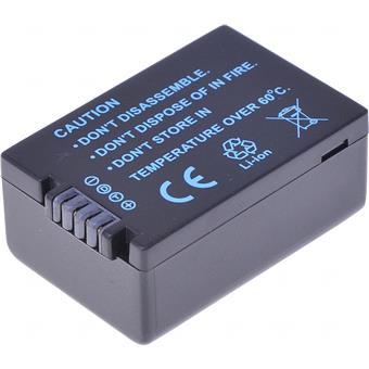 Baterie T6 power Panasonic DMW-BMB9, DMW-BMB9E, DMW-BMB9GK, BP-DC9, 895mAh, 6,4Wh