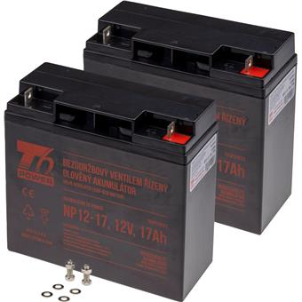 T6 Power RBC7 - battery KIT