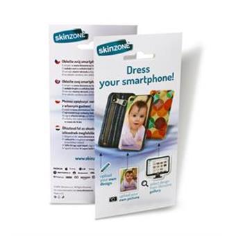 voucher Skinzone na skin telefon (vč. dopravy)