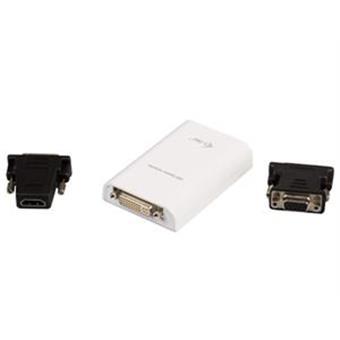 i-tec USB full HD Adapter TRIO (DVI-I/VGA/HDMI )