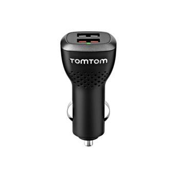 TomTom USB rychlonabíječka do auta duální (2xUSB)