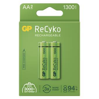 GP nabíjecí baterie ReCyko 1300 AA (HR6) 2PP