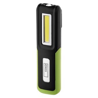 Pracovní svítidlo P4530, 3W COB+3W CREE LED, 175Lm