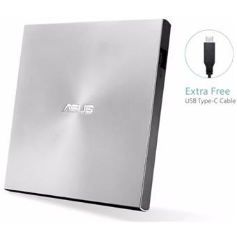ASUS SDRW-08U9M-U SILVER (USB-C/A)