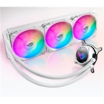 ASUS ROG STRIX LC 360 RGB White Edition AURA SYNC