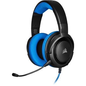 CORSAIR herní headset HS35 Blue