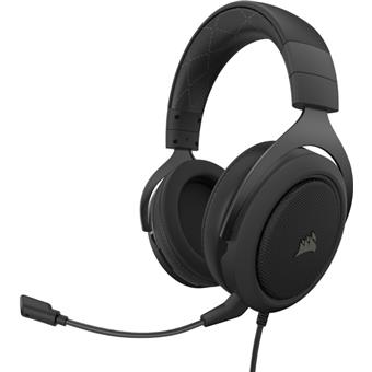 CORSAIR herní headset HS60 PRO Surround Carbon