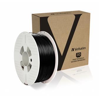 Verbatim PET-G struna 1,75 mm, 1kg, černá