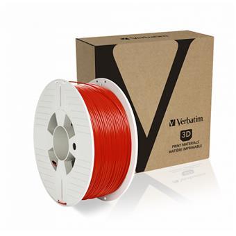 Verbatim PET-G struna 1,75 mm, 1kg, červená
