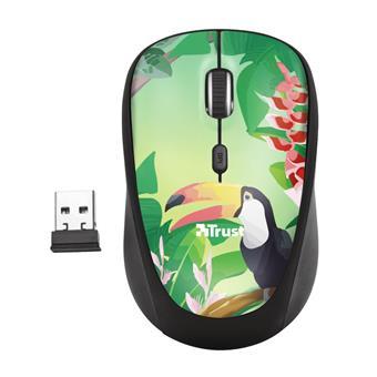 TRUST Yvi Wireless Mouse - Toucan