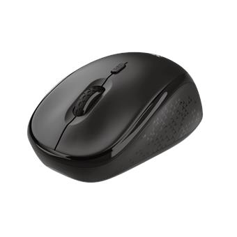 TRUST TM-200 Wireless optical mouse black