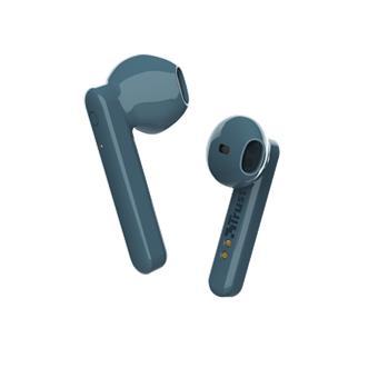 TRUST Primo Touch BT sluchátka, modrá