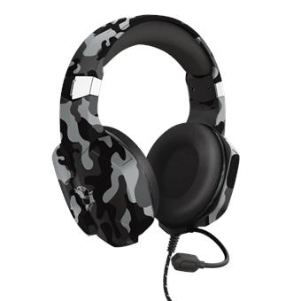TRUST GXT323K CARUS HEADSET BLACK CAMO