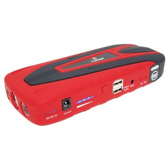 VIKING Car Jump Starter Zulu 12 12000mAh PLUS - Notebook powerbank, Červená