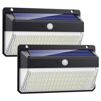 Venkovní solární LED světlo s pohybovým senzorem M228