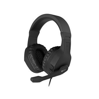 Herní stereo sluchátka Genesis Argon 200, černé