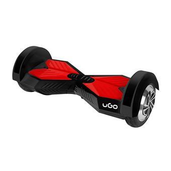 """Hoverboard UGO 8"""" 15 km/h, automatická stabilizace náklonu, přepravní taška, repro BT"""