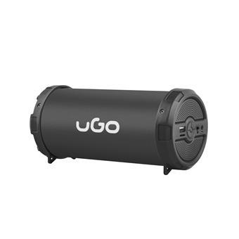 Bluetooth reproduktor UGO Mini Bazooka 5W, stereo, 1500 mAh, FM radio, USB, AUX, microSD