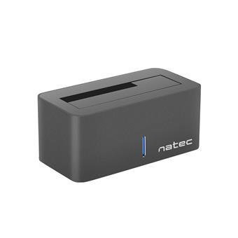 """Dokovací stanice pro HDD 2,5""""/3,5"""" USB 3.0 Natec Kangaroo, včetně napájecího adaptéru"""