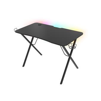 Genesis Holm 200 RGB - herní stůl s RGB podsvícením - SKLADEM I NA PRODEJNÁCH (vystavené zboží)