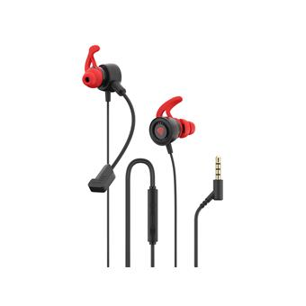 Genesis Oxygen 200 Multiplatformní sluchátka do uší s mikrofonem, PC, PS4, Xbox One, chytrý telefon