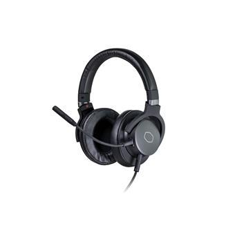 COOLERMASTER MH751 stereo sluchátka s mikrofonem černá, 1x jack