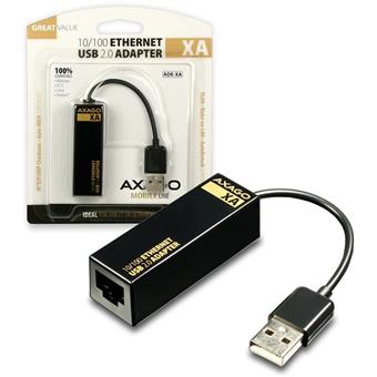 AXAGON ADE-XA USB2.0 - externí Fast Ethernet 10/100 MINI adapter