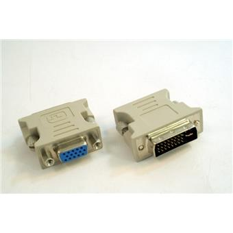 Gembird Adapter DVi-I - VGA (24M/15F)