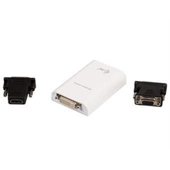 i-tec USB 3.0 grafický adaptér (DVI-I/VGA/HDMI )
