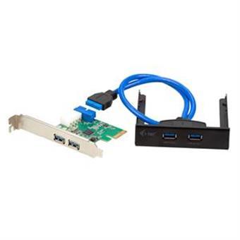 i-tec USB 3.0 rozšiřující sada, PCI-E + rozbočovač