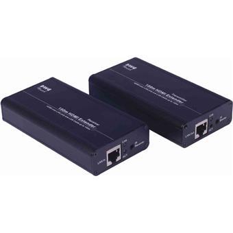 PremiumCord HDMI extender na 150m přes jeden kabel Cat5e, over IP