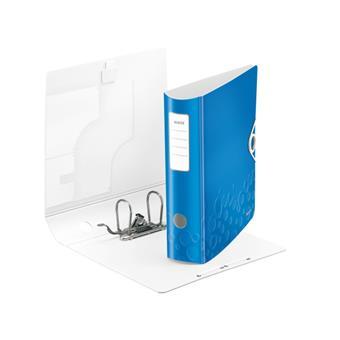 Mobilní pořadač Leitz 180° ACTIVE WOW - modrá, 5 ks