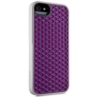 BELKIN pouzdro Vans Waffle pro iPhone5, fialová