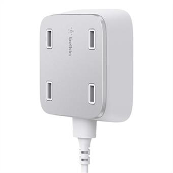 BELKIN Family rockstar - 4-Port USB charger