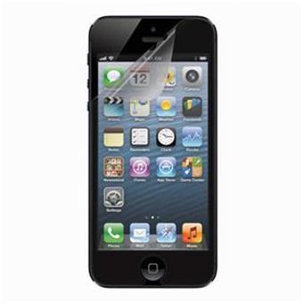 BELKIN Fólie pro iPhone 5/5S/5C, čirá, 3 ks