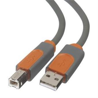 BELKIN USB 2.0 kabel A-B, řada premium, 3.0 m